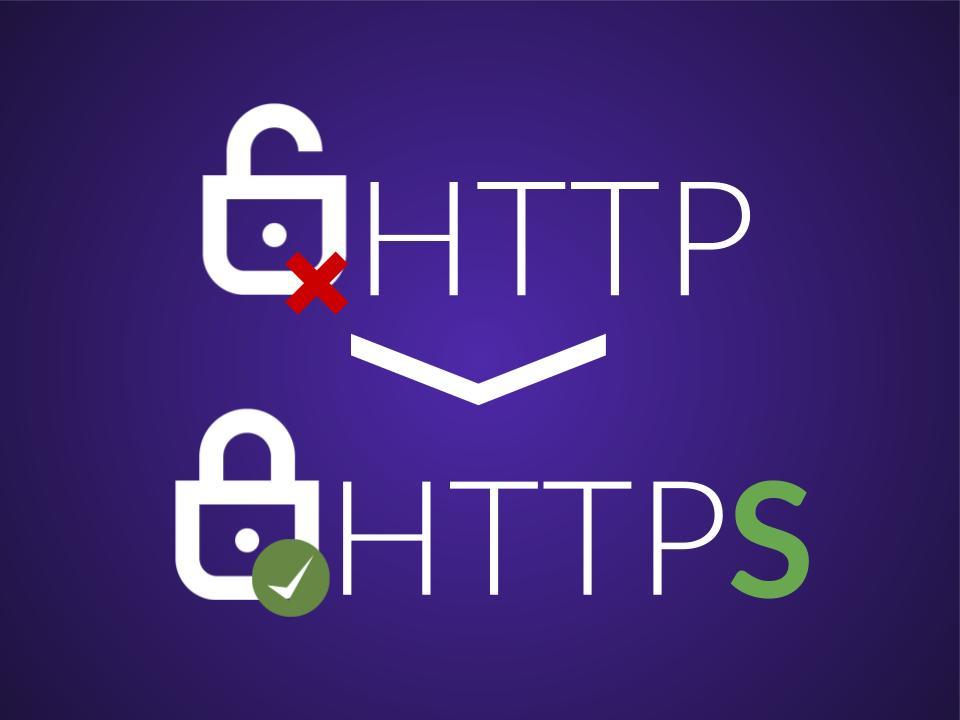 HTTPS obligatoire !